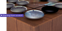 AlphaGo Zero - learning from scratch: go board edge